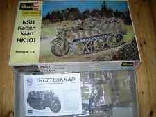 REVELL KIT ORIGINALE ALT inutilizzato NSU catene Krad HK 101 molto raro!