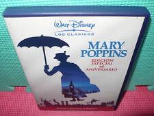 MARY POPPINS - DISNEY - EDIC.2DVDS - 40 ANIVERSARIO