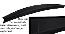 GREY STITCH FITS MINI CLASSIC ROVER COPPER AUSTIN DASH LEATHER COVER ONLY