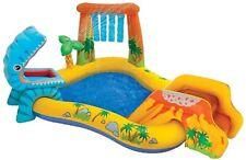 BRAND NEW Intex Dinosaur Play Center Kiddie Pool Toddler Kids Outdoor Water Toy
