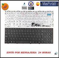 Tastiera Spagnolo Nuovo Portatile Lenovo Ideapad 110-15ISK Nero 5N20L25881 TEC23