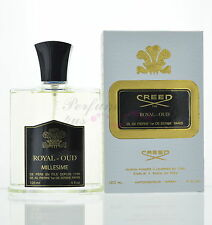 Royal Oud By Creed  Eau De Parfum Spray 4 Oz /120mL New In BOX UNISEX