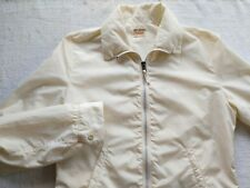 45RPM forty five RPM studio by R Japan FFRPM ivory white nylon light jacket 90's