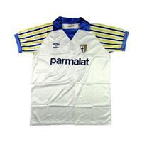1989-90 Parma Maglia Home #10 Match worn (Top)  SHIRT MAILLOT TRIKOT