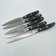 Precision By Goodcook 158B - Professional Kitchen Knife - Lot of 5