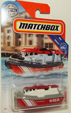 Brand New Matchbox Die Cast Bay Brigade Fire Boat