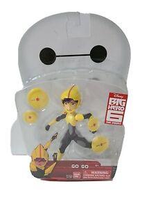 Big Hero 6 Action Figure, GoGo #41275/41280 Bandai New