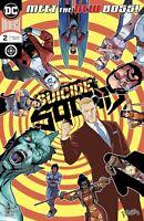 Suicide Squad #2 Bruno Redondo Main Cover DC Comics 1st Print 2020 unread NM