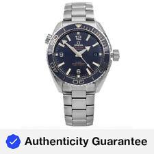 Omega Seamaster Esfera Azul Acero Cerámica Reloj Automático para Hombre 215.30.44.21.03.001