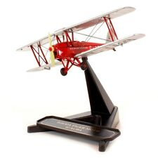 OXFORD pressofuso 72TM003 1/72 De Havilland VOLANTE CLUB Tiger Moth GACDA