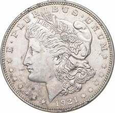 1921 Morgan Silver Dollar - Last Year Issue 90% $1.00 Bullion *775