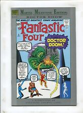 MARVEL MILESTONE EDITION: FANTASTIC FOUR #5 - GREEN LOGO - (9.2) 1992