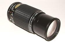 Asahi Pentax f4.5 80-200mm PK fit lens