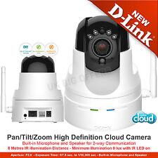 D-Link Pan/Tilt/Zoom High Definition Cloud Camera DCS-5222L NEW HD 720P UK Model