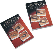 CLYMER Repair Manual for Vintage Polaris, Ski-Doo, Yamaha snowmobiles