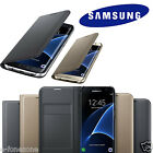 New Luxury Leather Card Holder Wallet Flip Case Cover for Samsung Galaxy Phones