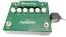 Kingsley Juggler Tube Pre-Amp Guitar Effects Pedal