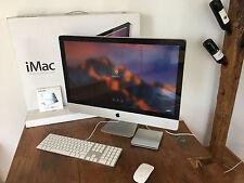 "iMac 27"" 3.4GHz I7 2GBGrafik 16GB-Ram 250SSD 1TBHDD (Teildefekt-Neustartproblem)"
