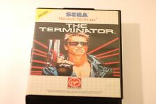 SEGA MASTER SYSTEM THE TERMINATOR BY VERGING GAMES 1992