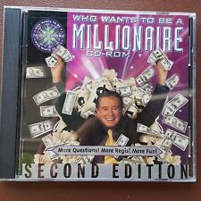 Who Wants to Be a Millionaire Second Edition, PC & MAC, 2000, CD-ROM IN BOX