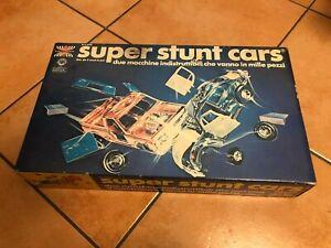 Harbert Super Stunt Cars in scatola MIB come nuovo vintage 1972.