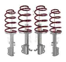 KYB 4 STRUTS SHOCKS & GERMAN LOWERING SPRINGS TOYOTA COROLLA 93 to 02 959055