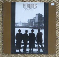 "Radiators From Space ""Ghostown"" LP vinyl Irish Punk 1989 reissue"