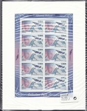FRANCE 2005 Mini-feuille PA F68a Bloc feuillet Adrienne Bolland sous blister MNH