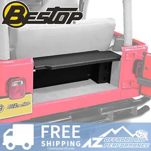 Bestop Instatrunk Multiple Piece Kit - Black fits 97-06 Jeep Wrangler TJ / LJ