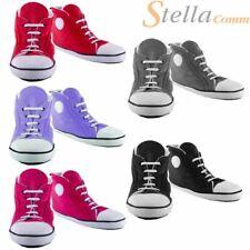 Hi Top Slippers Retro Sneakers Trainers Bedroom Xmas Gift