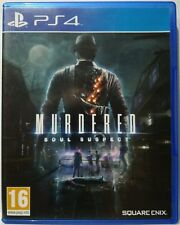 Murdered Soul Suspect. Ps4. Fisico. Pal España