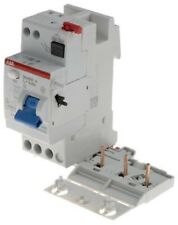 ABB 20310/R1250-DDA203A-25 3P 25 A, RCD Switch, Trip Sensitivity 30mA