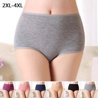 Women Elastic Menstrual Period Panties Breathable High Waist Leak-proof Briefs