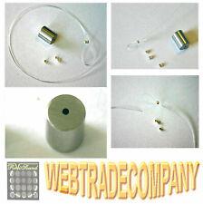 Thorens SME Lenco Antiskating Ersatz Gewicht 2,0g, Seil Schnur 0,3mm oder 0,7mm
