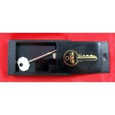 Magnetic Key Box (Large Size) - Hide a Key - Black Discreet 83x44x13mm