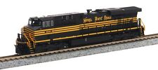 N Scale Fox Valley Models 70453B GE ES44AC NS #8100 Nickel Plate Road