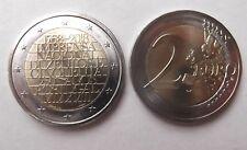 2 Euro  Portugal  commemorative - Ans de l'imprimerie Portugaise Unc