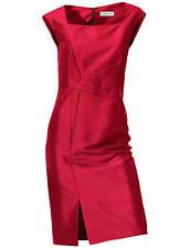 Seidenkleid , Kleid, Abendkleid ,  PATRIZIA DINI , 100% Seide , rot