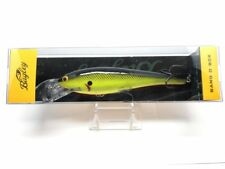 Bagley DB06-CSD Musky Fishing Lure New in Box Chartreuse Shad Color