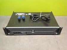 Alto Professional 19'' Rack Mount 1000 Watt 2 Channel Stereo/Mono Amplifier 👀