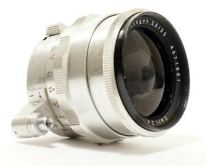 Carl Zeiss Flektogon F2.8/35mm Exakta Mount - Haze & Stiff Focus - For Service.
