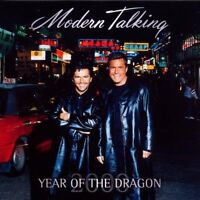 Modern Talking 2000-year of the dragon-9th album (2000) [CD]