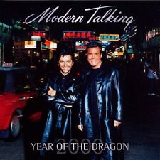 Modern Talking 2000-year of the dragon-9th album (2000) [CD]