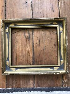 Antique Taos School Arts And Crafts Newcomb Macklin Era Picture Frame Mission