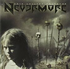 NEVERMORE - THIS GODLESS ENDEAVOR - CD SIGILLATO 2005