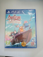 adventure time les pirates de la terre de Ooo playstation 4 ps4 ps 4 neuf