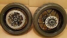 12-16 Honda cbr1000rr Front Rear Wheel Rim Complete