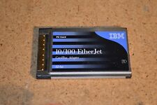Ibm EtherJet CardBus 10/100 Ethernet Lan Pc Card Pcmcia Network Card 08L3148