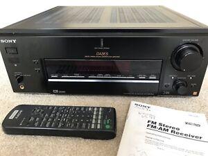 Sony ES STR-DA3ES A/V receiver Dolby Digital, DTS, 6.1-ch decoding - Issue READ!
