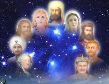 Ascended Masters Connection Empowermen Reiki Attunement/pdf manual on cd + bonus